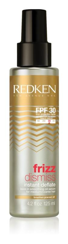 Redken Frizz Dismiss ulei de ingrijire pentru netezirea parului