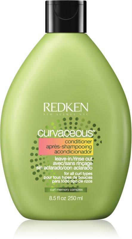 Redken Curvaceous acondicionador para cabello ondulado y con permanente