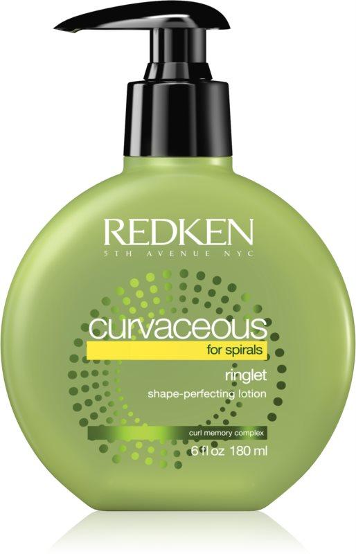 Redken Curvaceous stylingové mléko pro vlnité a trvalené vlasy