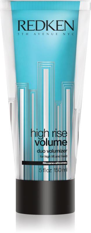 Redken High Rise Volume dwuskładnikowy krem-żel