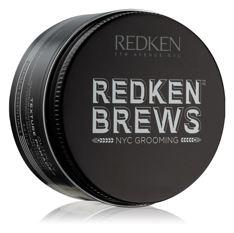 Redken Brews pomadă pentru textură cu efect matifiant