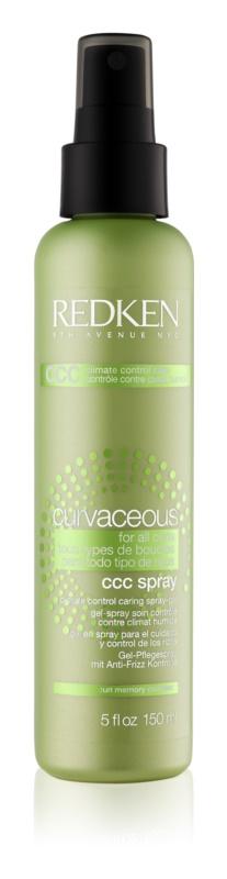 Redken Curvaceous Spray gegen splissiges Haar für welliges Haar