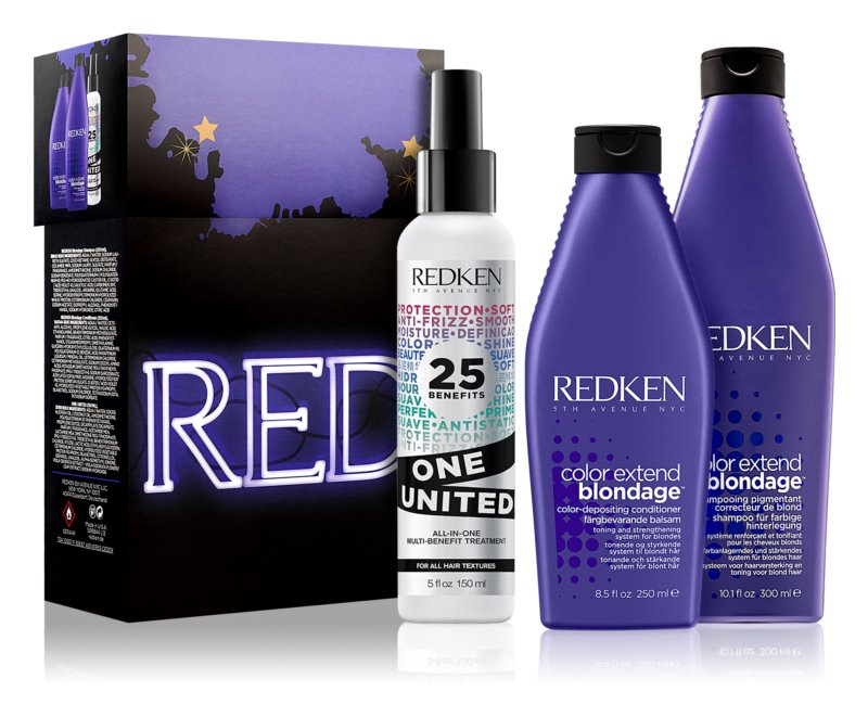 Redken Color Extend Blondage lote cosmético I.
