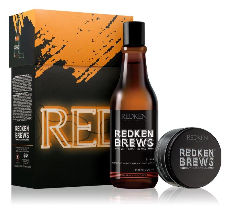 Redken Brews confezione regalo II.