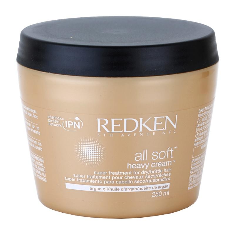Redken All Soft kúra pre suché a slabé vlasy