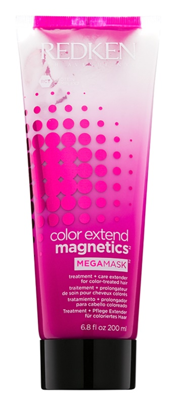 Redken Color Extend Magnetics maska 2v1 za barvane lase