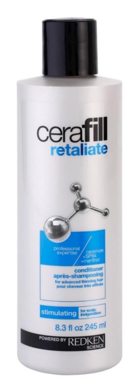 Redken Cerafill Retaliate condicionador contra queda de cabelo