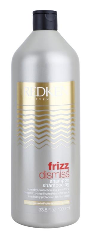 Redken Frizz Dismiss Smoothing Shampoo To Treat Frizz