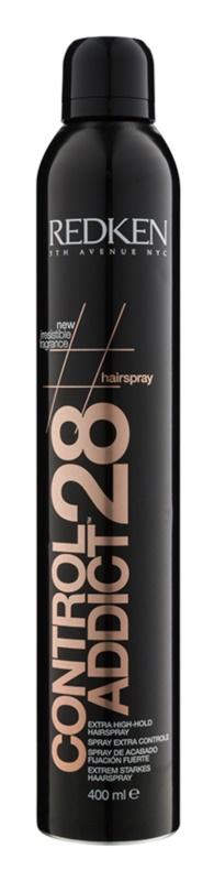 Redken Control Addict 28 лак для волосся сильної фіксації