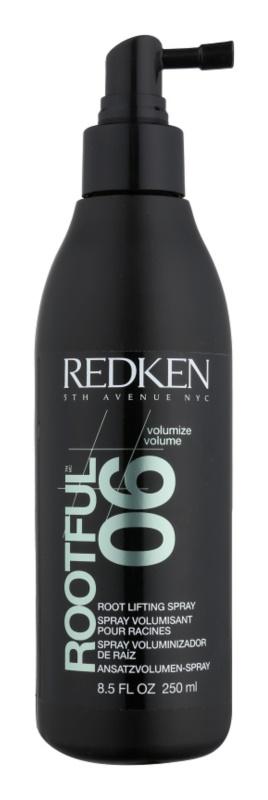 Redken Volumize Rootful 06 Maximum Volume Hairspray with Immediate Effect