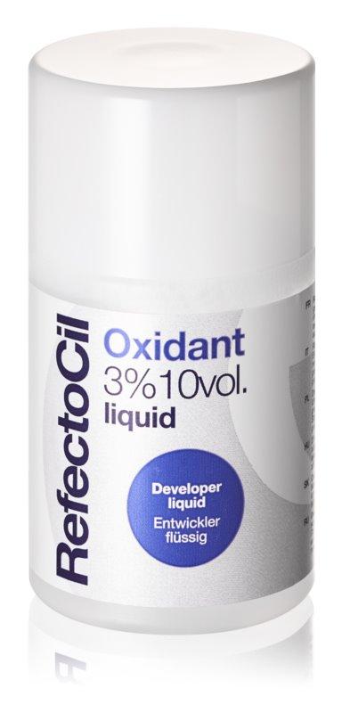 RefectoCil Eyelash and Eyebrow tekutá aktivačná emulzia 3 % 10 vol.