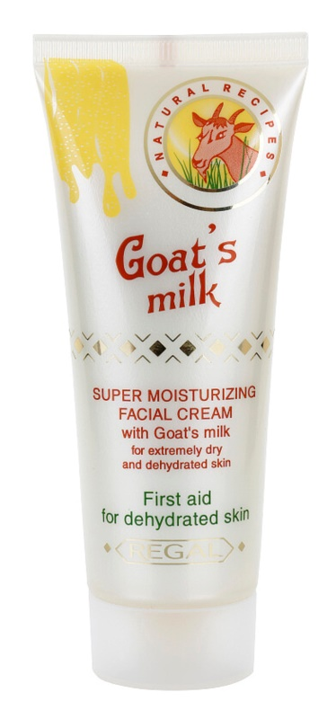 Regal Goat's Milk crema facial hidratante con leche de cabra