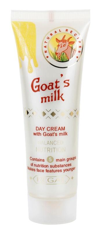 Regal Goat's Milk crema de día con leche de cabra