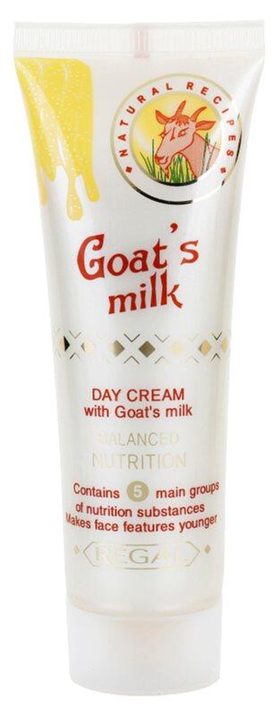 Regal Goat's Milk Tagescreme mit Ziegenmilch