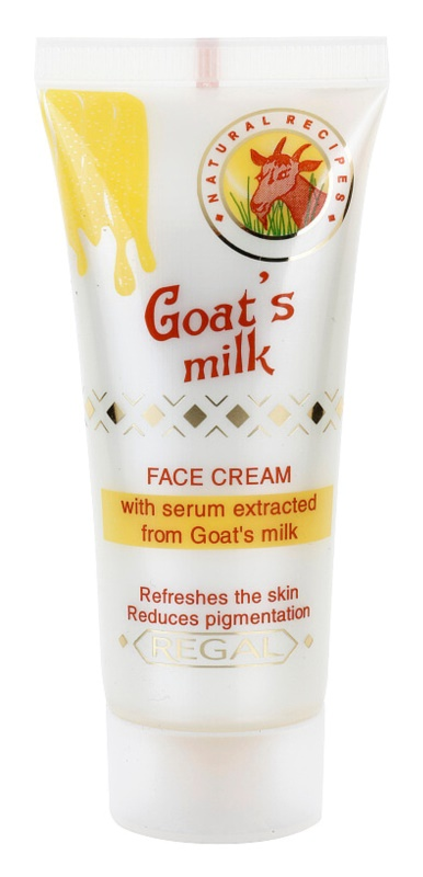 Regal Goat's Milk Face Cream With Milk Serum From Goat's Milk