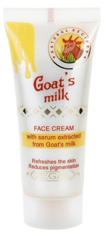 Regal Goat's Milk pleťový krém s mléčným sérem z kozího mléka