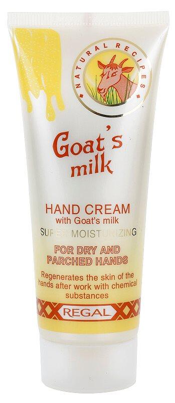 Regal Goat's Milk Handcreme mit Ziegenmilch