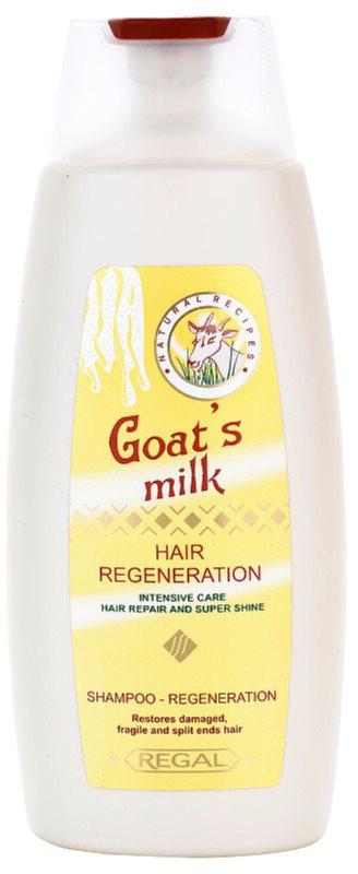 Regal Goat's Milk champú con leche de cabra