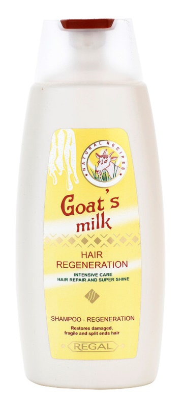 Regal Goat's Milk Shampoo  met Geitenmelk