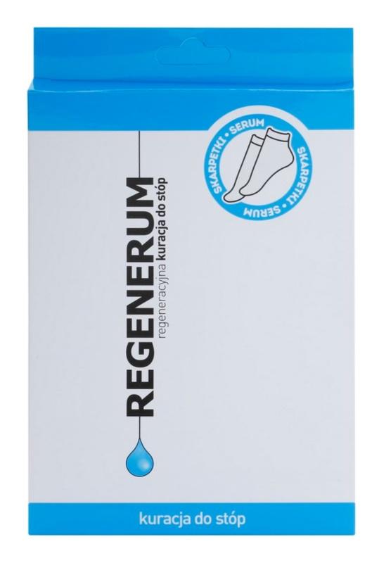 Regenerum Foot Care sérum regenerador para pies