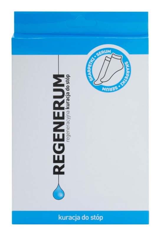 Regenerum Foot Care serum regenerujące do nóg