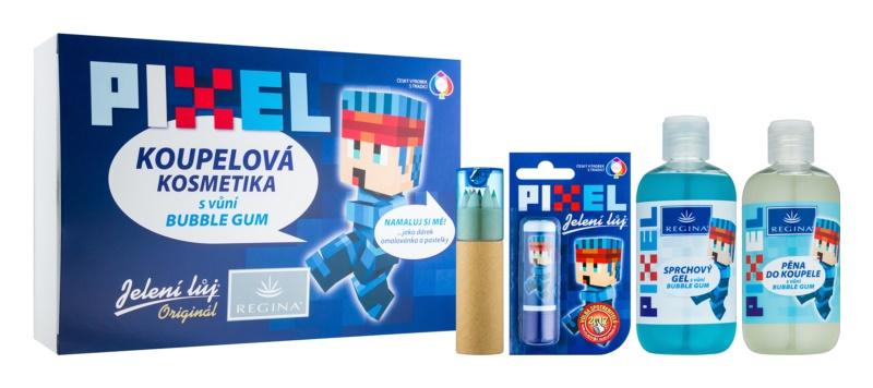 Regina Pixel Kosmetik-Set  I.