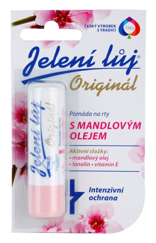 Regina Almond Bálsamo labial com óleo de amêndoas
