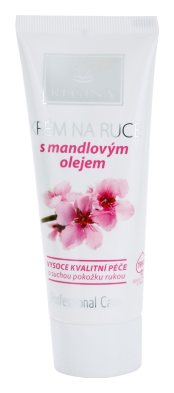 Regina Almond Hand Cream With Almond Oil