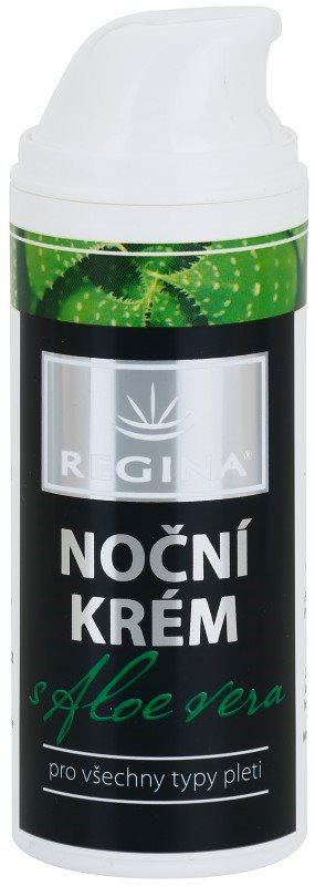 Regina Aloe Vera crema facial de noche con aloe vera