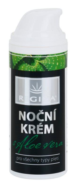 Regina Aloe Vera noční pleťový krém s aloe vera