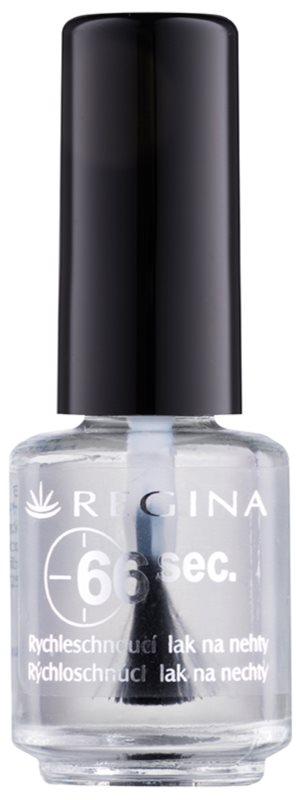 Regina Nails 66 Sec. rychleschnoucí lak na nehty
