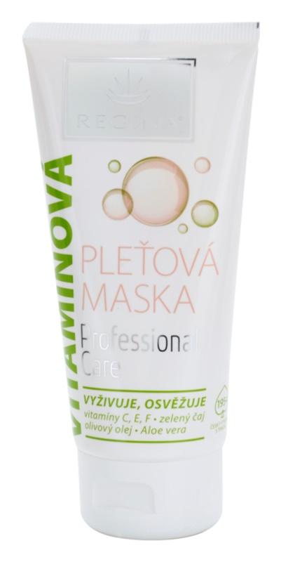 Regina Professional Care Maske mit ernährender Wirkung für das Gesicht