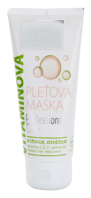 Regina Professional Care vyživující maska na obličej