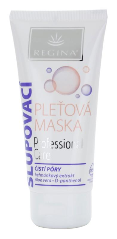 Regina Professional Care mascarilla facial limpiadora