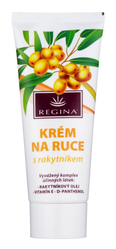 Regina Sea Buckthorn crema de manos