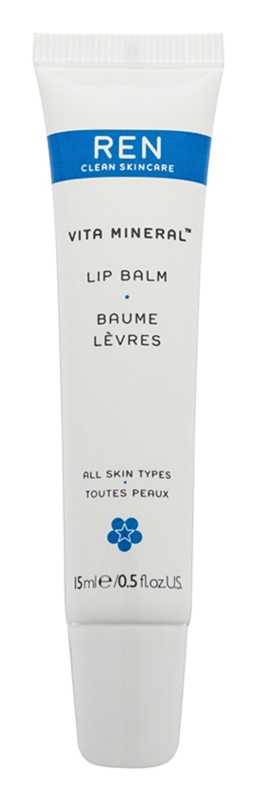 REN Vita Mineral bálsamo para labios secos y agrietados