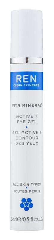 REN Vita Mineral očný gél s chladivým účinkom