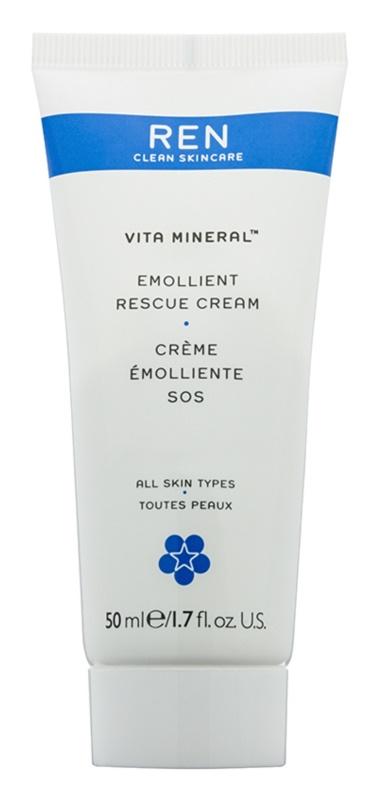 REN Vita Mineral Intensive Feuchtigkeit spendende und geschmeidig machende Creme
