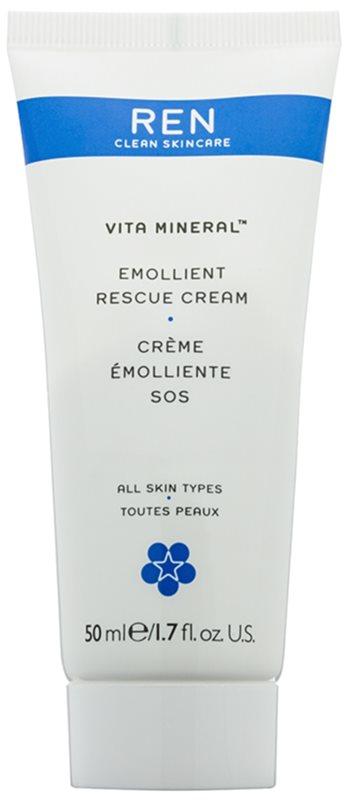 REN Vita Mineral intenzívne hydratačný a zvláčňujúci krém