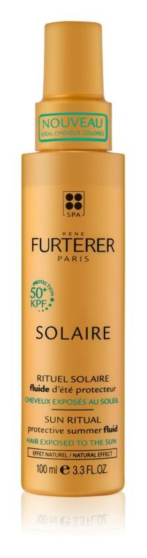 Rene Furterer Solaire loción protectora para cabello contra los efectos del sol, el cloro y la sal