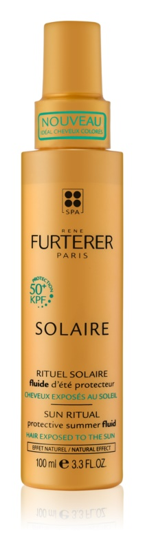 Rene Furterer Solaire Protective Fluid for Hair Damaged by Chlorine, Sun & Salt