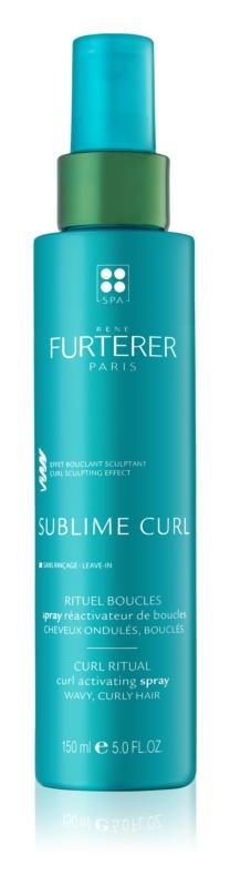Rene Furterer Sublime Curl aktivační sprej pro vlnité vlasy
