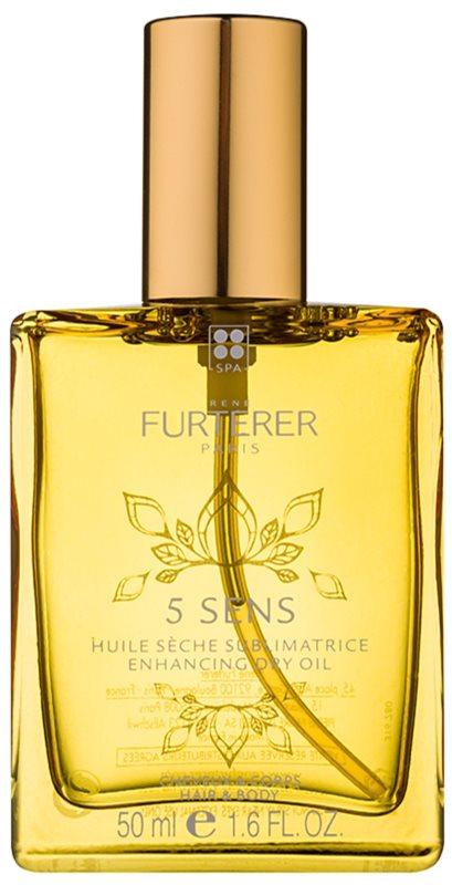 Rene Furterer 5 Sens ulei uscat fortifiant pentru corp si par