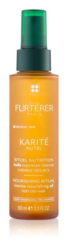 Rene Furterer Karité Nutri intenzivno hranilno olje za zelo suhe lase