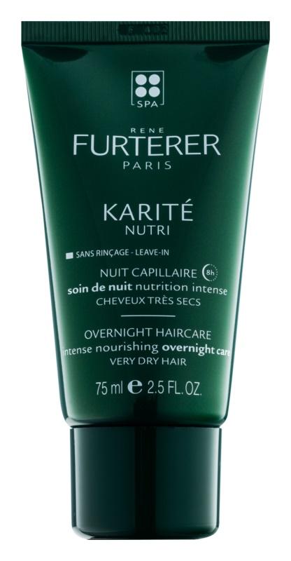 Rene Furterer Karité Nutri intenzivní noční péče pro velmi suché vlasy