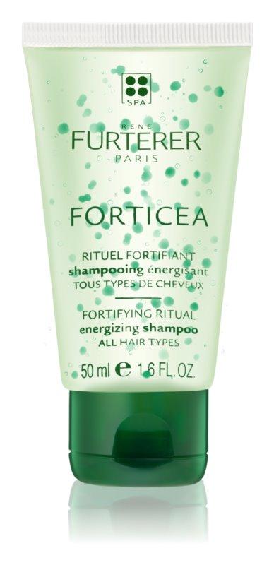 Rene Furterer Forticea energizujúci šampón pre podporu rastu vlasov