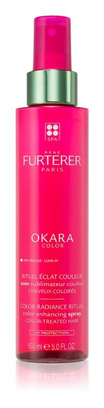 Rene Furterer Okara Color balzam brez spiranja v pršilu za barvane lase