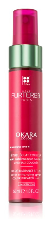 Rene Furterer Okara Color pršilo za okrepitev za barvane lase
