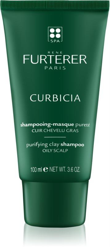 Rene Furterer Curbicia szampon do tłustej skóry głowy