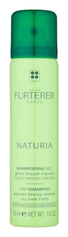 Rene Furterer Naturia champô seco para todos os tipos de cabelos
